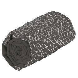 des draps housses faciles d 39 entretien et de toutes les couleurs. Black Bedroom Furniture Sets. Home Design Ideas
