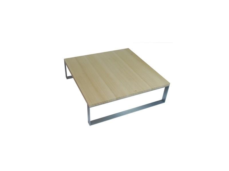 Table basse profil 60