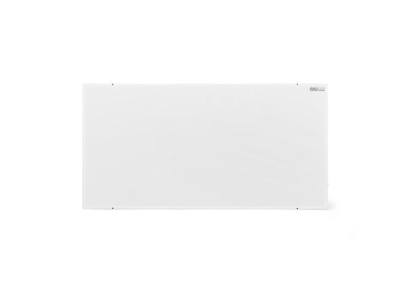 Radiateur électrique panneau 700w 1220 x 620mm chauffage électrique mural rayonnant blanc helloshop26 20_0001039