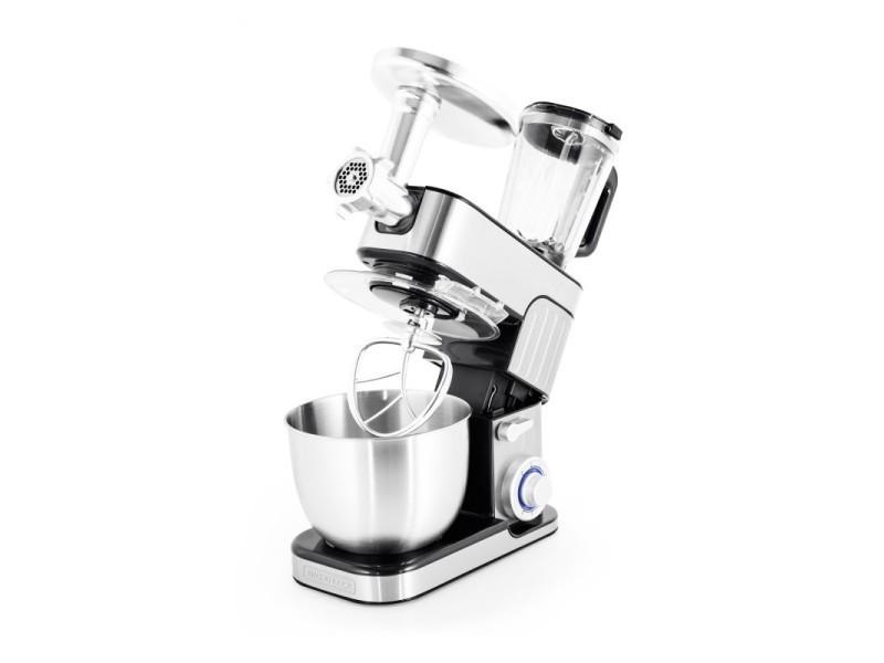 Robot petrin 5.5l multifonction modèle antara pro de kitchencook - Vente de Robot - Conforama