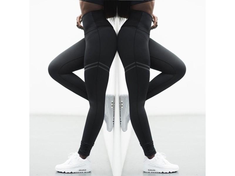 2 Pcs Collants Slim De En Forme Haute Leggings Sport Remise Running ZiOXuPkT