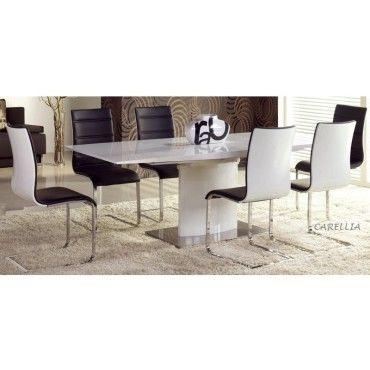 Table Laqué brillantConforama brillantConforama blanc blanc Table Laqué NOP80wkZnX