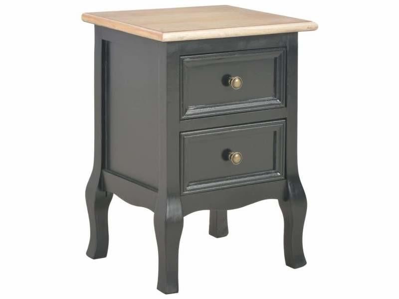 de nuit Table armoire 2 chambre meuble pcs chevet commode R3Sc4AjLq5