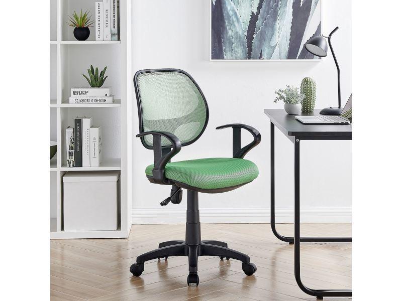 Chaise de bureau pour enfant cool fauteuil pivotant et