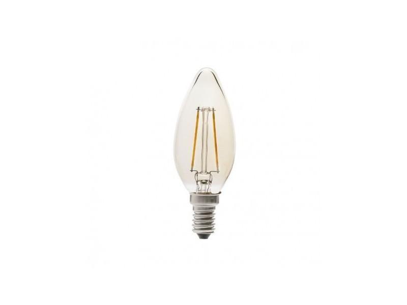 Ampoule Vente Ambre Filament E14 De 2200k Décorative Led 2w25w 2YEIWDH9