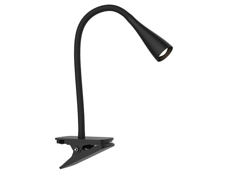 Led Astik À En De Pvc Flexible Vente Noire Pince Lampe Fl1uTK3cJ