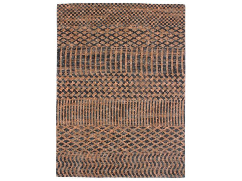 Tapis ethnic chic (145x200cm) marron - Vente de Tapis salon ...