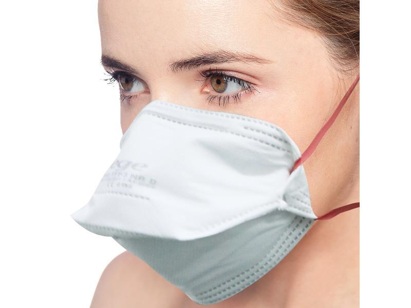 masque anti polution ffp3