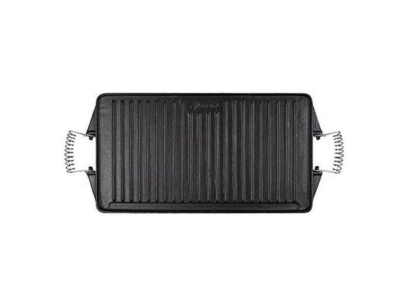 Superbe mesure 24 x 43,5 cm plaque chauffantes grill rayen