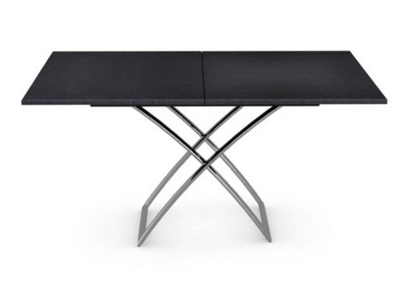Table basse relevable extensible italienne magic j - Table basse relevable extensible conforama ...