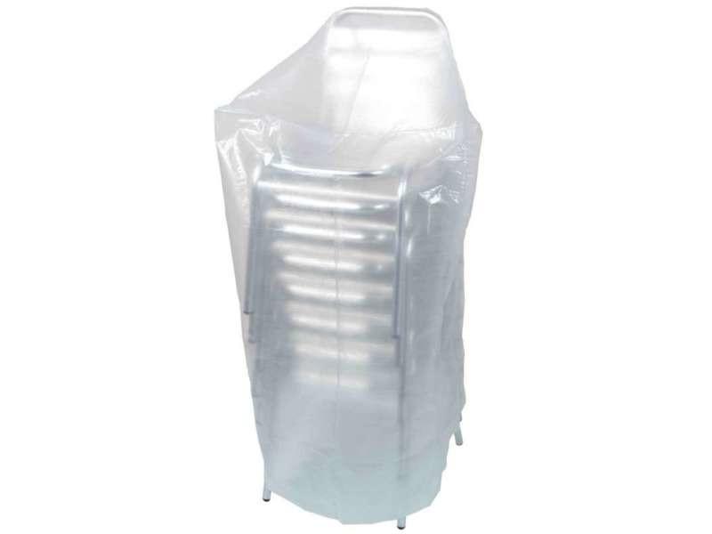Housse transparente pour 10 chaises PRH09070X70