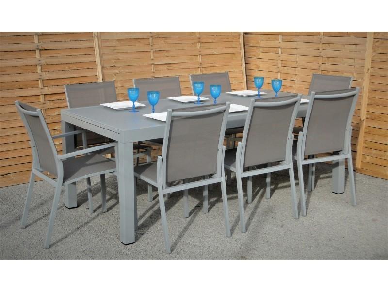 Mademoiselle kayla   table et chaises extérieur sorrente ...