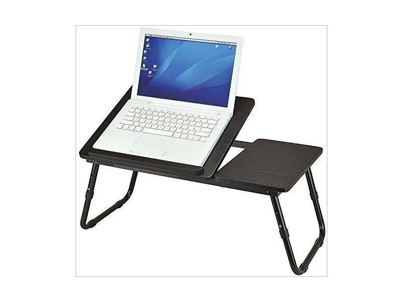 table tablette support de lit pour ordinateur portable. Black Bedroom Furniture Sets. Home Design Ideas