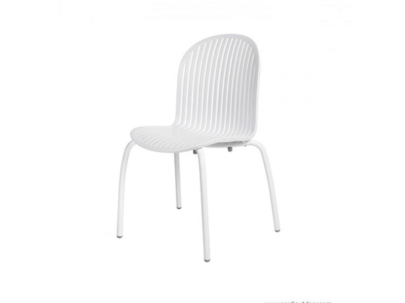 Chaise design de jardin & terrasse ninfea dinner nardi - Vente de ...