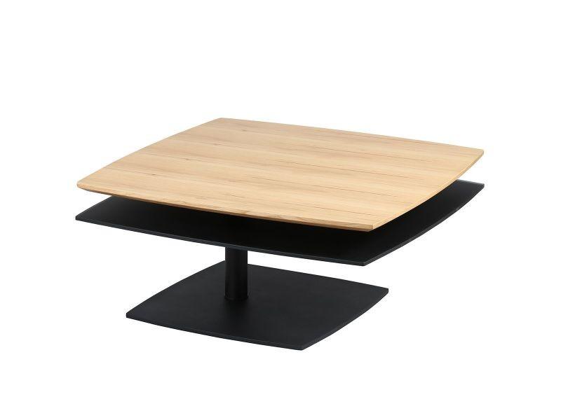 Tylia - table basse carrée