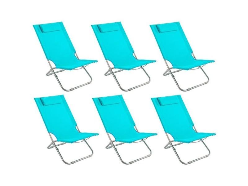 chaises de plages paris