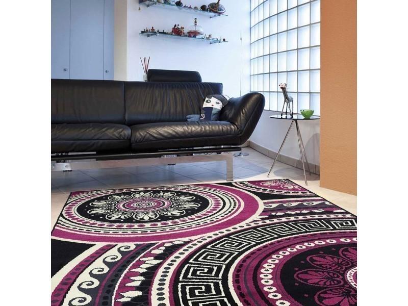 Tapis chambre bc florida violet 60 x 110 cm fabriqué en ...