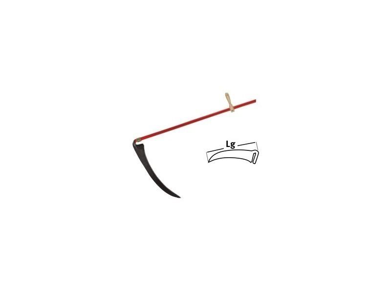 Leborgne - faux à herbe sans talon 65cm sans manche 277650 ...