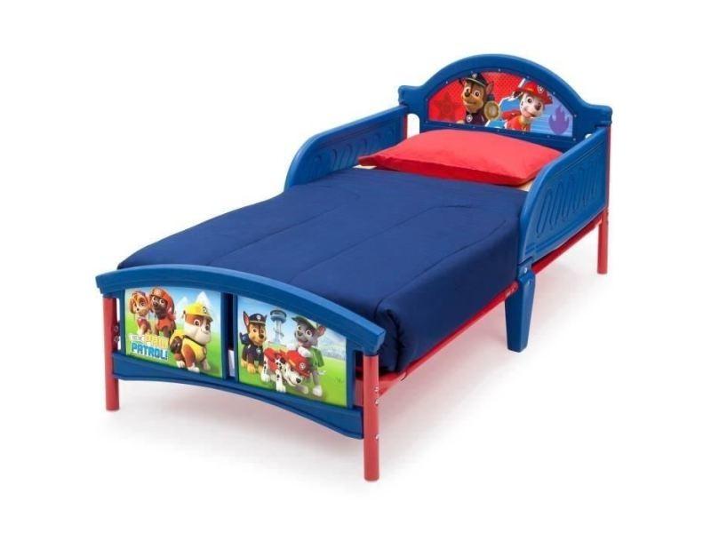 Chambre a coucher complete pat patrouille pack chambre enfant ...