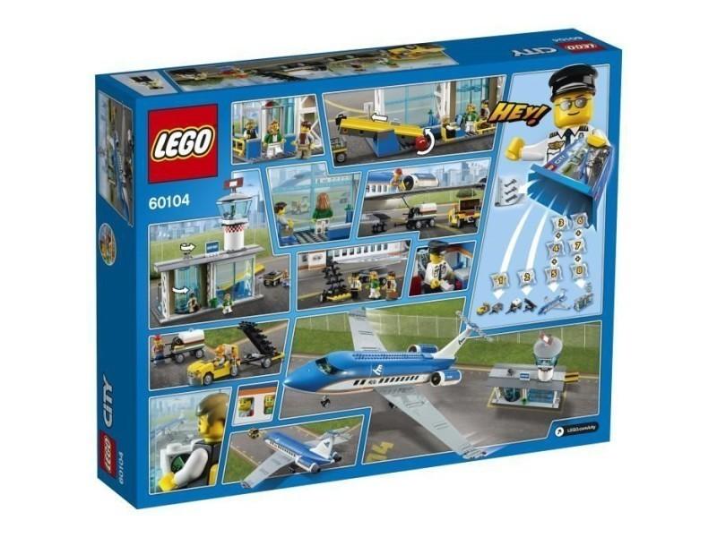 Airport Passagers Vente Lego Terminal Pour Le 60104 City CoerdBWx