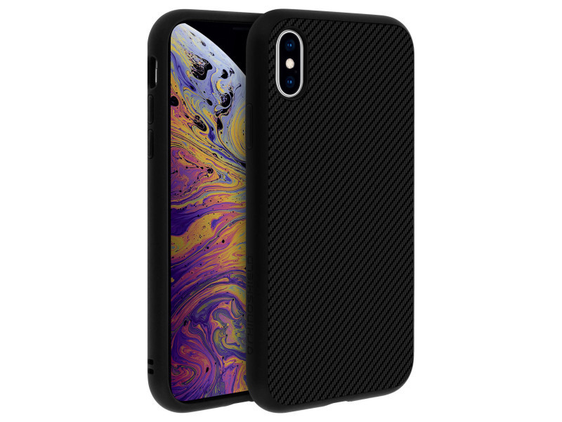 coque rinoshield iphone xs blanche