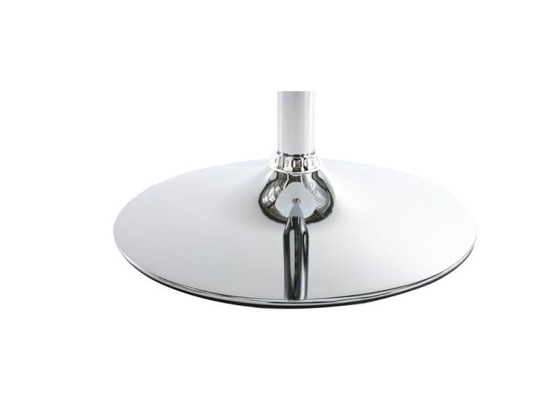 james de blanche bar MILIBOO design ronde Vente Table de WEDIH92Y