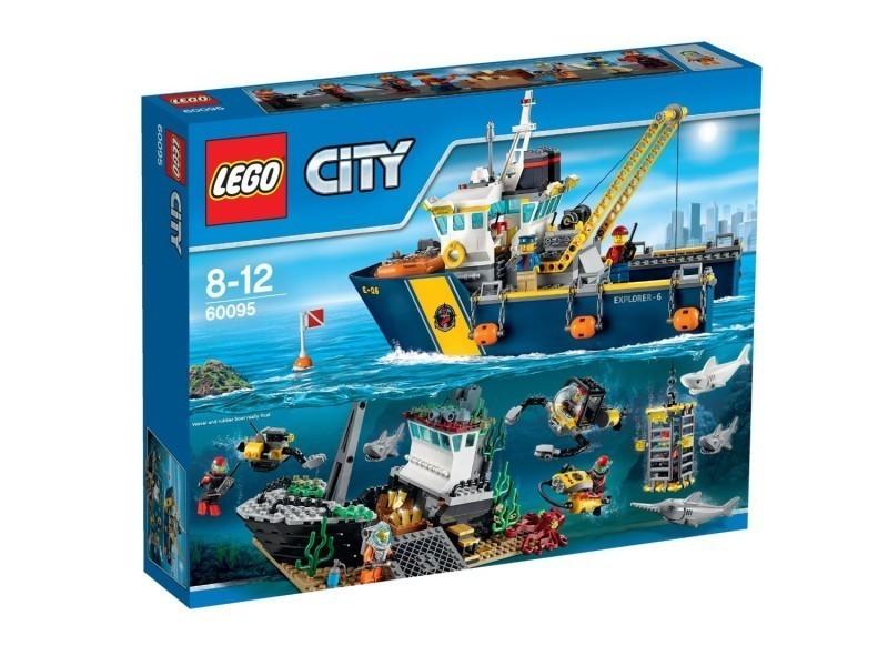 Vente De D'exploration City Le Bateau 60095 Jeux Lego hxBoQCtdsr