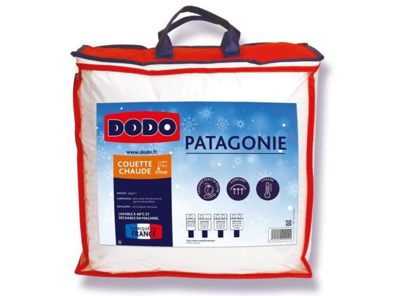 Dodo couette chaude patagonie blanc - 200x200 cm DOD3307419515505