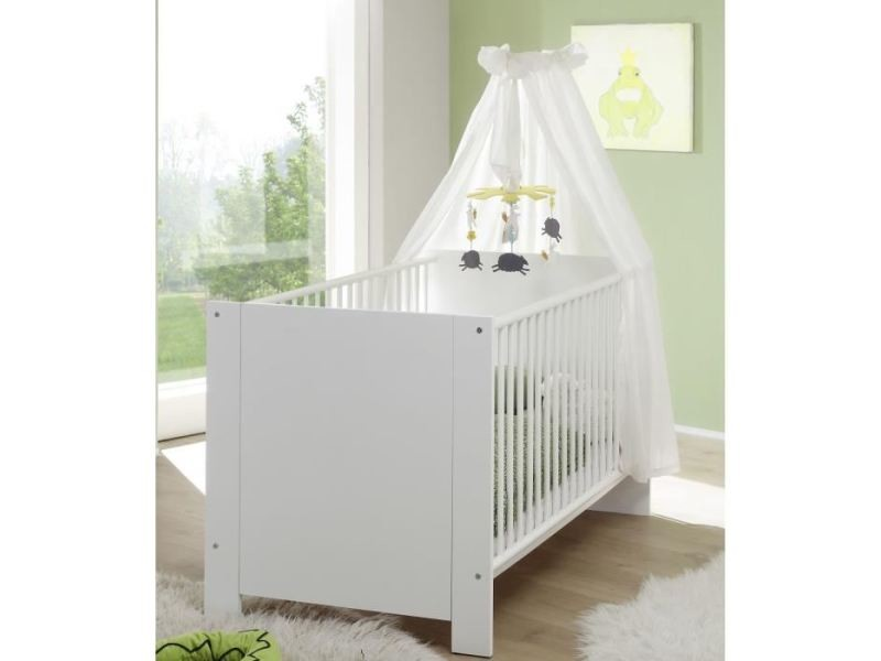 Chambre complete bebe olivia chambre bébé complete : lit 70x140 cm + ...