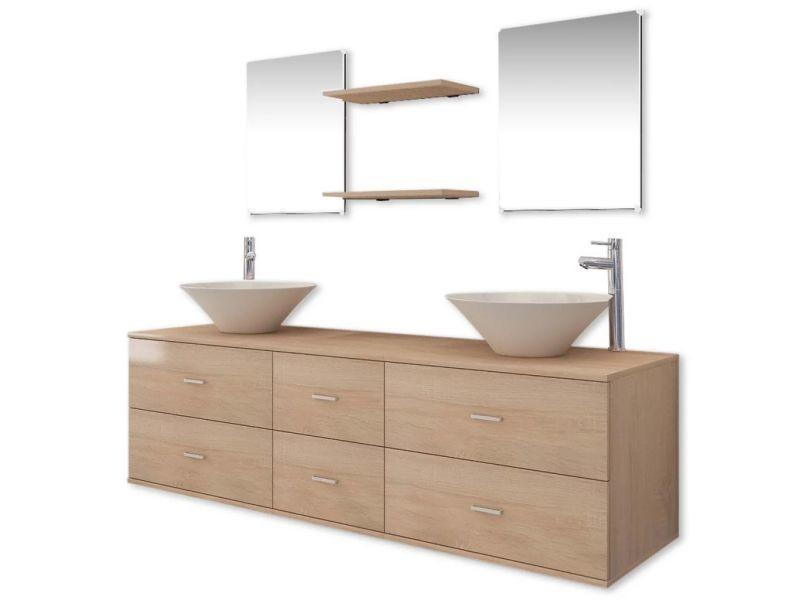 Icaverne - ensembles de mobilier pour salles de bains moderne neuf ...