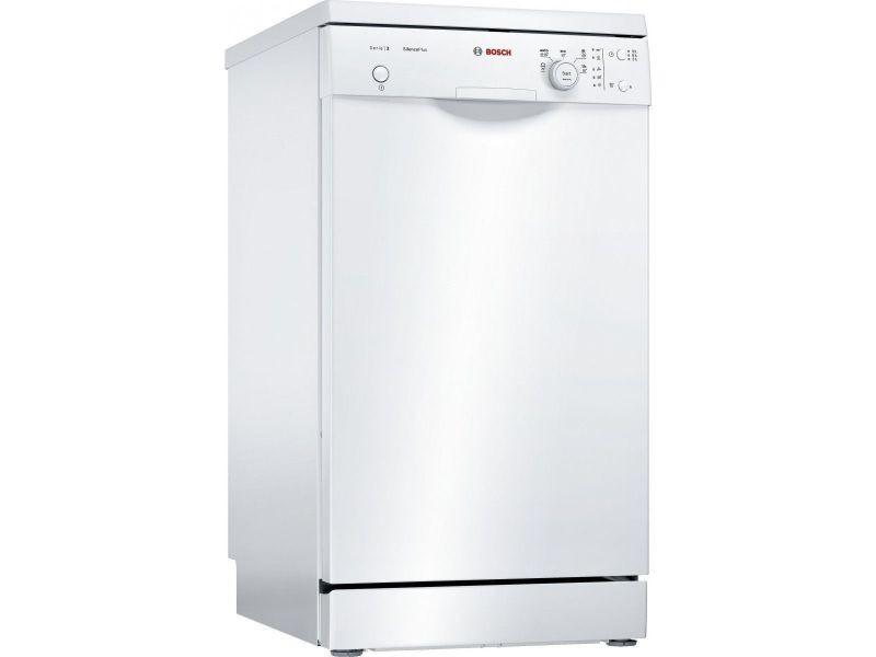 lave-vaisselle largeur 45 cm bosch sps25cw00e - vente de bosch