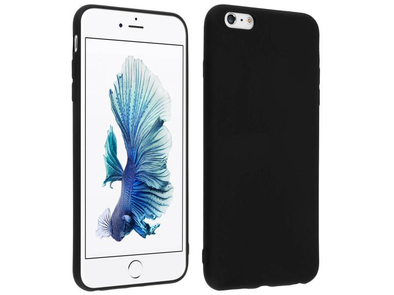 coque iphone 6 noir flexible