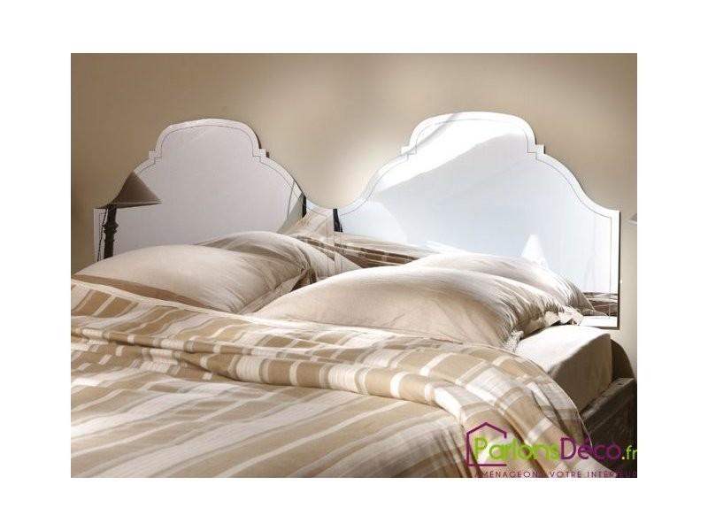 Tête de lit miroir classique chic paris - Vente de Tête de lit ...