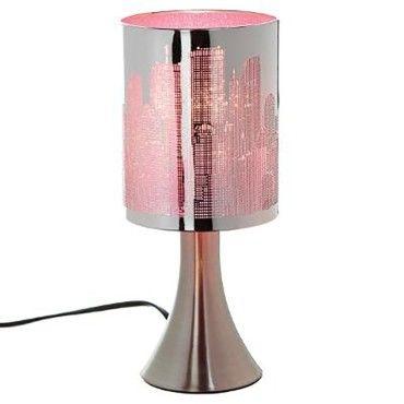 City Vente Lampe Touch Conforama Jja Rose De OmNwv8n0
