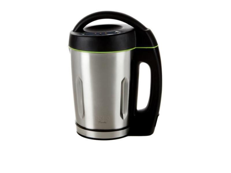 Mixeur a soupe domo - noir - 1,6l do498bl