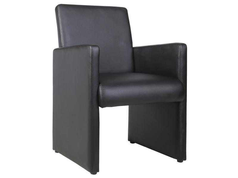 Fauteuil de salon confort tony chaise de réception avec accoudoirs ...