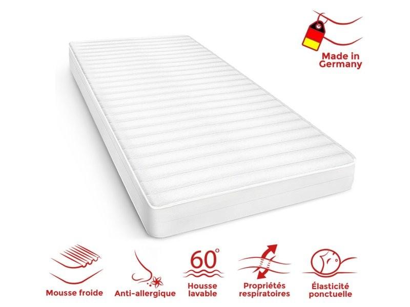 Matelas 140 x 190 cm matelas tout type de lits confort - Matelas et sommier 140 x 190 ...