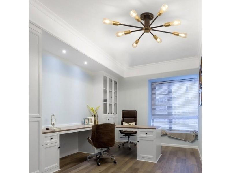 Lampe suspendue luminaire salon de chambre à coucher moderne ...