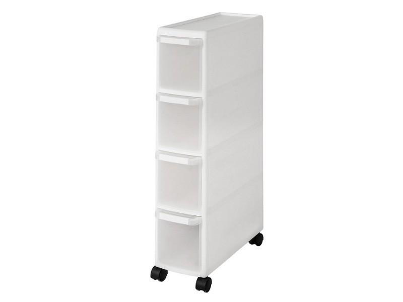tour de rangement chariot pour rangement cuisine salle de. Black Bedroom Furniture Sets. Home Design Ideas