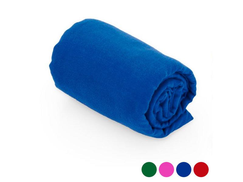 Accessoires de football splendide couleur rouge serviette en microfibre (138 x 72 cm) 147065