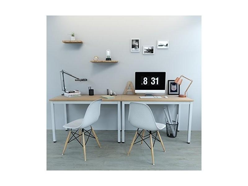 Table d tude bureau informatique grande table d - Bureau d etude informatique ...