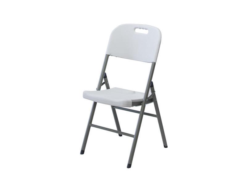 Chaises de jardin superbe chaise pliante confort en résine ...