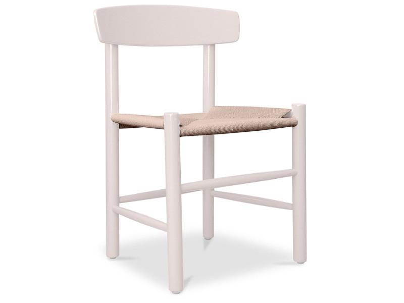 mogensen inspiration j39 borge à ivoire manger Chaise design CerxdoBW