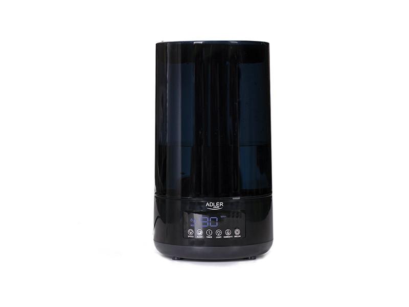 Humidificateur d'air de 4.2l 25w noir