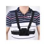 Whipearl piece rotative 360° pour bande de poitrine  gp360b - pour go pro / sj et toute autre gamme complete de caméras sport...