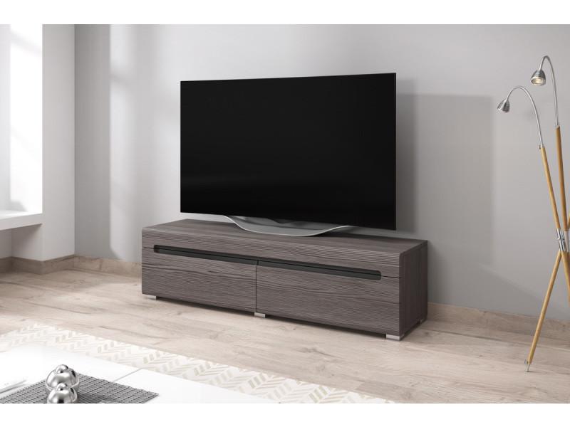Meuble Tv Taylor 140 Cm Bodega Design Moderne Conforama
