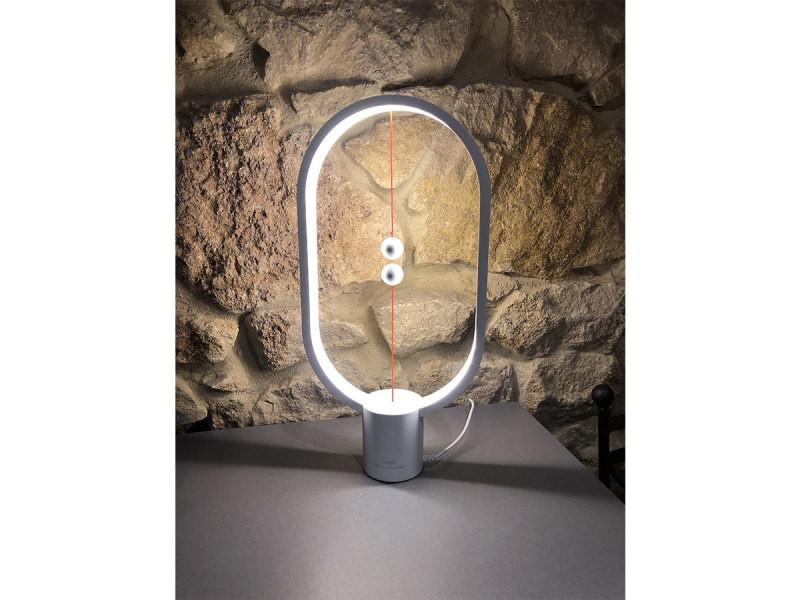 Lampe Interrupteur Led En Avec Magnétique Heng Bois Foncé kuPXZi