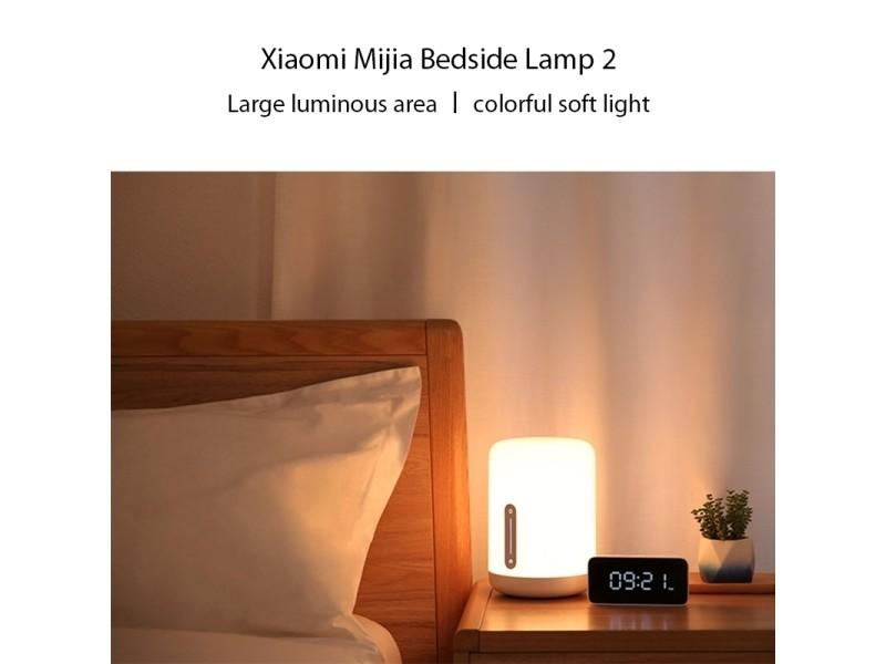 D'origine Lampe Touchamp; Veilleuse Chevet Xiaomi Led Mijia De Smart 2WD9EHI