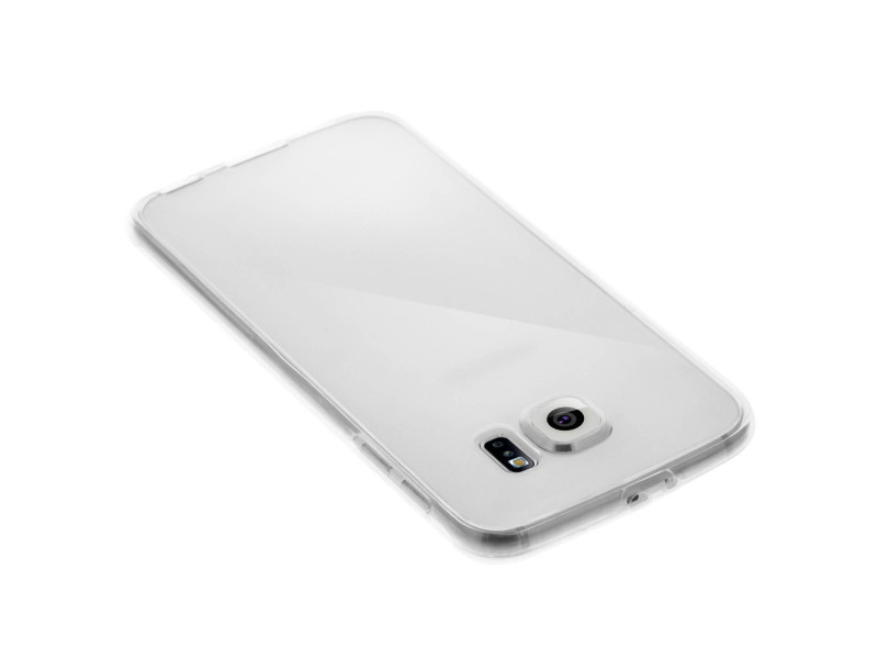 coque avant gel galaxy s6