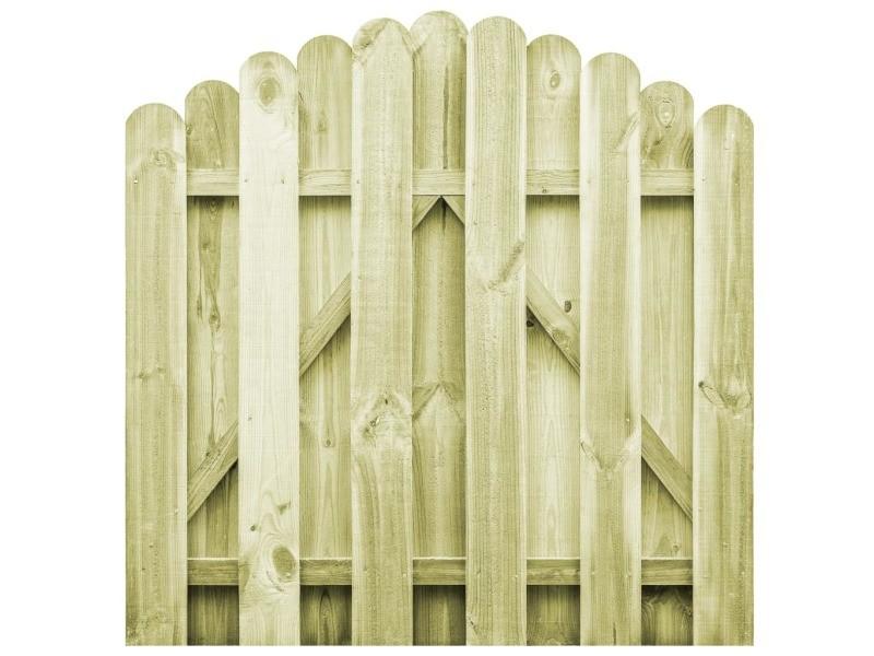 Icaverne Portillons Serie Portail De Jardin Bois Pin